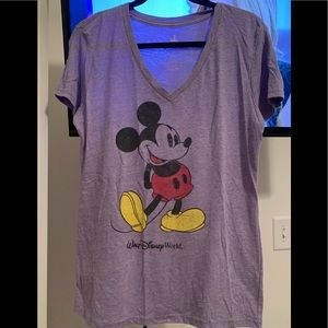 Mickey Mouse tee. New never worn
